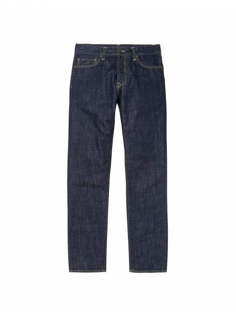 Carhartt Wip Klondike Denim Pant - blue rinsed CARHARTT WIP Jeans 94,26€