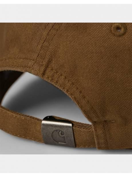 Carhartt Wip Madison logo cap - Tawny / Black CARHARTT WIP Hat 32,79€