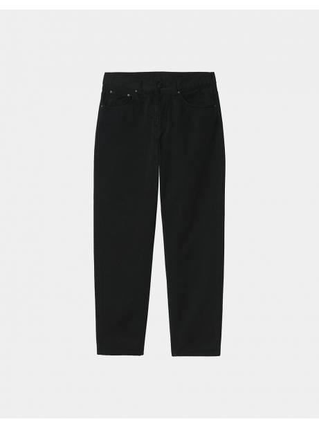 Carhartt Wip Newel Denim Pant - black garment dyed CARHARTT WIP Jeans 81,15€