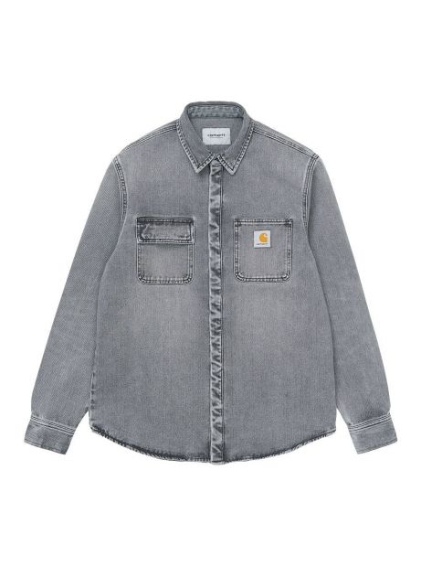 Carhartt Wip Salinac shirt jacket - black light used washed CARHARTT WIP Jacket 113,93€