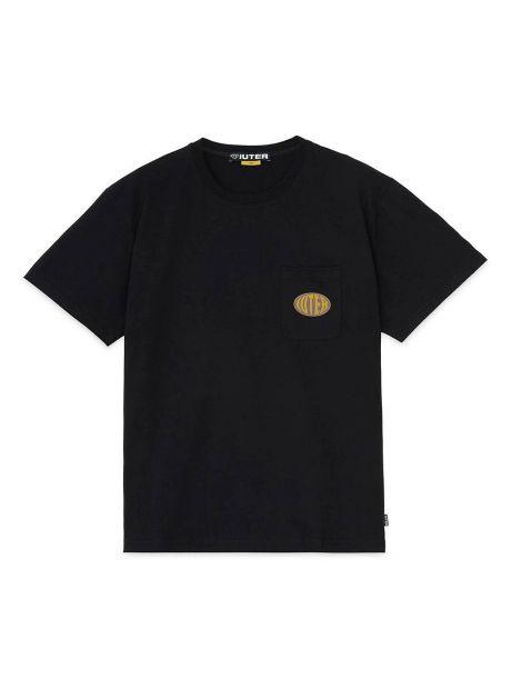 Iuter Hungry tee - black IUTER T-shirt 40,98€