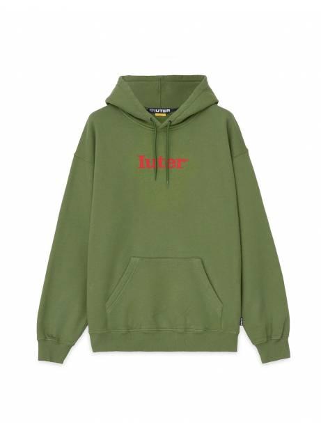 Iuter Target Hoodie - army IUTER Sweater 86,89€