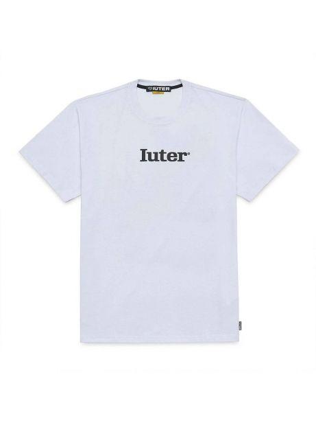 Iuter Target tee - white IUTER T-shirt 36,89€