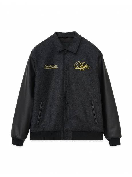 Iuter Family Varsity jacket - Black IUTER Jacket 245,08€