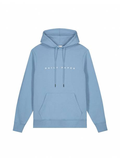 Daily Paper Alias hoodie - allure blue DAILY PAPER Sweater 106,00€