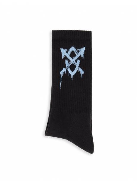 Daily Paper Laru socks - black DAILY PAPER Socks 8,20€