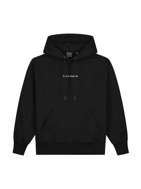 Daily Paper Levin hoodie - black DAILY PAPER Sweater 122,95€