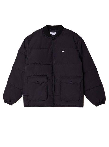 Obey Charlie jacket - black obey Bomber 160,66€