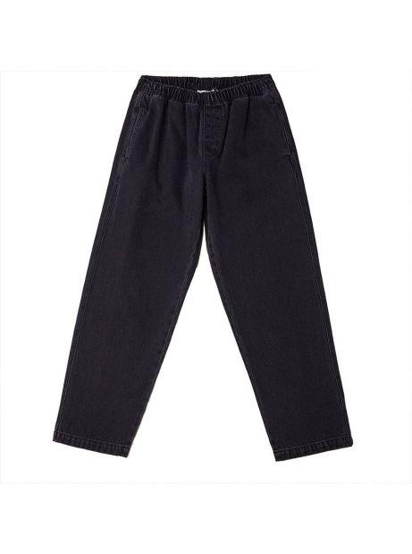 Obey Easy denim pants - black obey Pant 106,00€