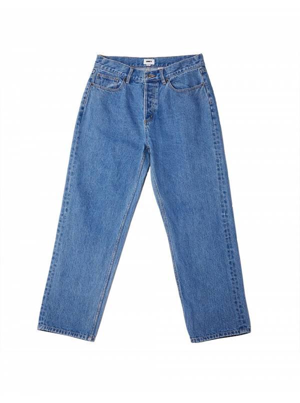Obey Hardwork denim pants - Light indigo obey Pant 99,00€