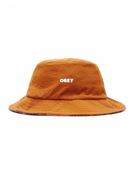 Obey Sam reversible bucket hat - Chili / multi obey Hat 45,08€
