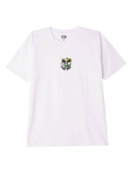 Obey Flower dance classic t-shirt - white obey T-shirt 36,89€