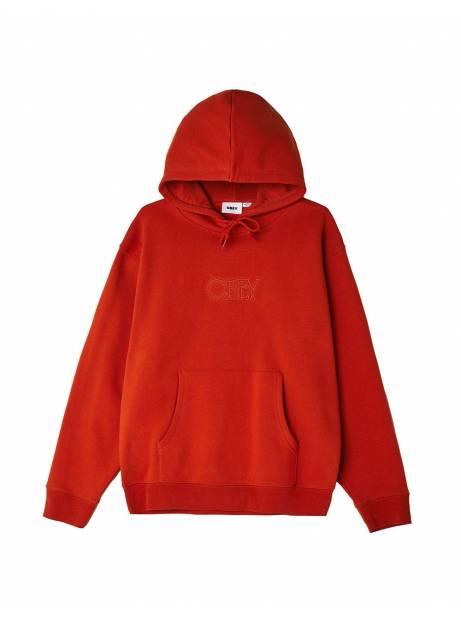 Obey Regal specialty hood fleece - ginger obey Sweater 81,15€