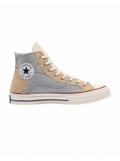 Converse Patchwork chuck 70 ltd - Brown/grey Converse Sneakers 139,34€