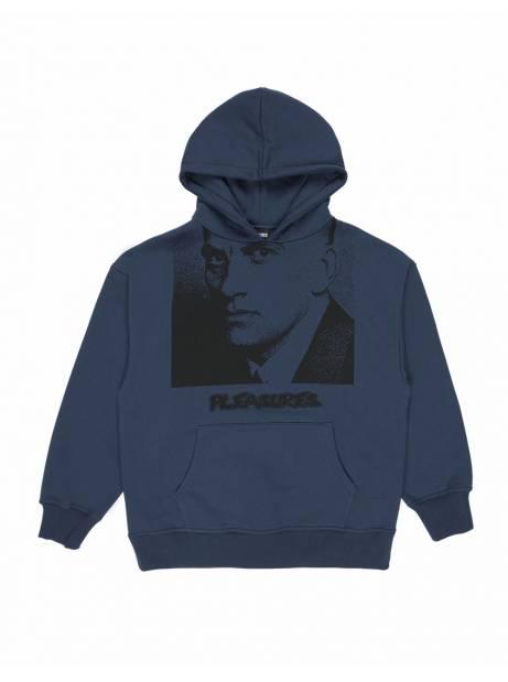 Pleasures Blackbone hoodie - slate Pleasures Sweater 111,48€
