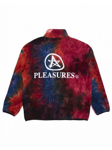 Pleasures Caffeine polar fleece - orange Pleasures Sweater 122,95€