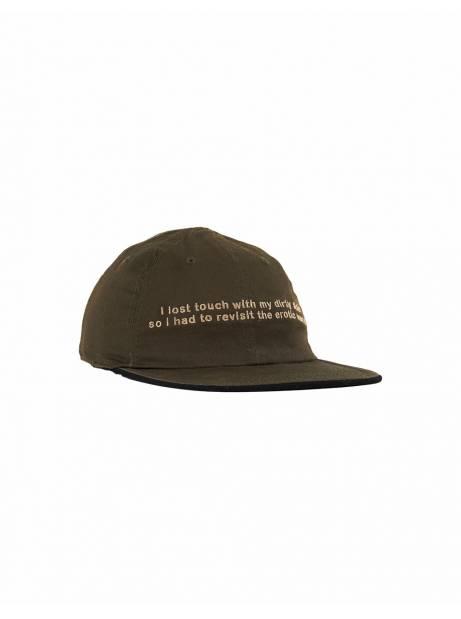 Pleasures Erotic reversible hat - black Pleasures Hat 45,08€
