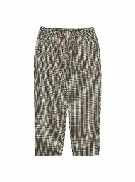 Pleasures Ignition plaid pants - green check Pleasures Pant 130,00€