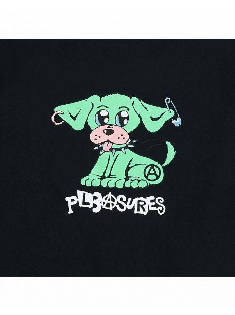 Pleasures Ruff premium crewneck sweater - black Pleasures Sweater 119,00€