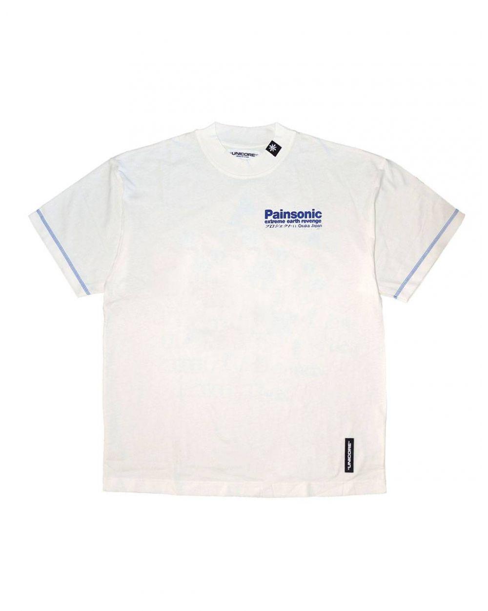 Unicore Romantic Pain tee - white Unicore T-shirt 60,00€