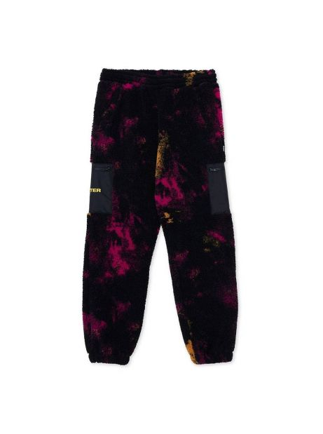 Iuter Tie dye fur pants - Purple IUTER Pant 105,74€