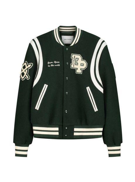 Daily Paper Hobe varsity jacket - mountain green DAILY PAPER Jacket 359,00€