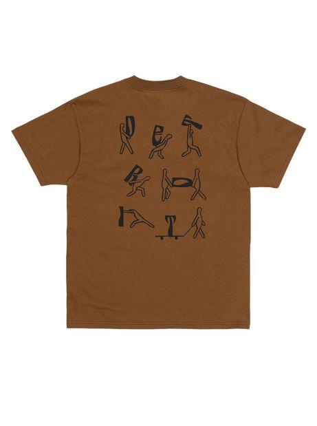 Carhartt Wip Removals t-shirt - tawny CARHARTT WIP T-shirt 40,16€