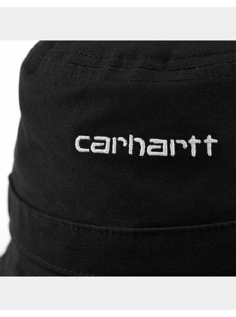 Carhartt Wip script bucket hat - black/white CARHARTT WIP Hat 40,98€