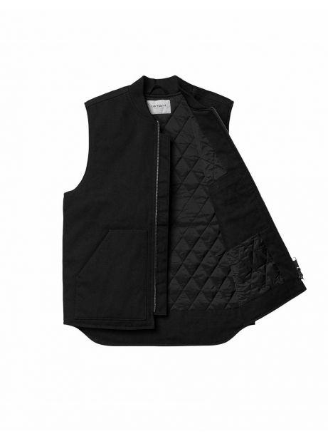 Carhartt Wip Vest jacket - black rigid CARHARTT WIP Jacket 119,67€