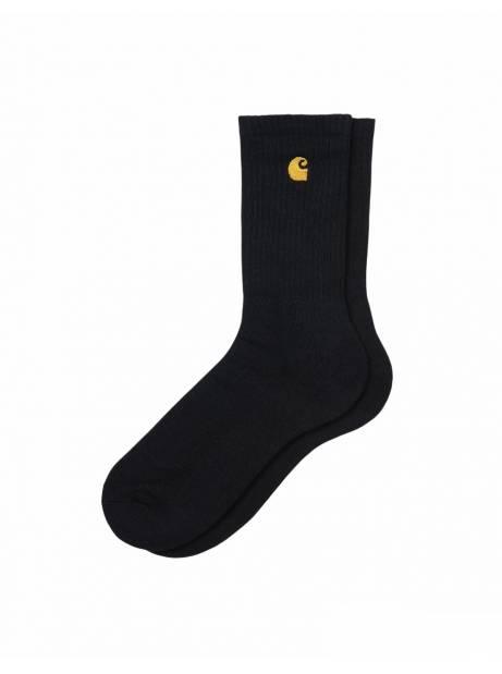 Carhartt Wip Chase socks - black/gold CARHARTT WIP Socks 14,75€