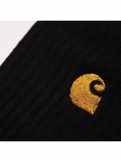 Carhartt Wip Chase socks - black/gold CARHARTT WIP Socks 18,00€