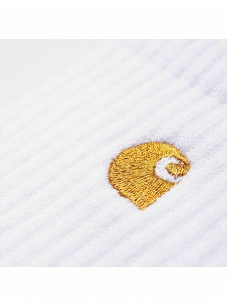 Carhartt Wip Chase socks - white/gold CARHARTT WIP Socks 14,75€