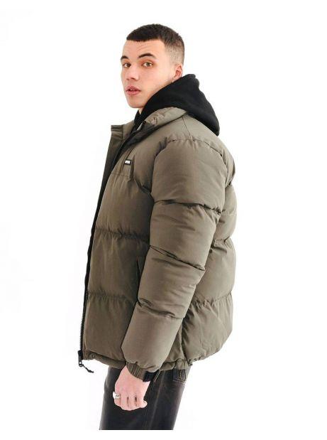 Iuter Puffer jacket - Army IUTER Bomber 195,90€