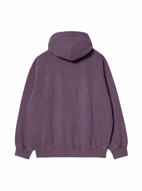 Carhartt Wip Vista hoodie - dark iris CARHARTT WIP Sweater 122,13€
