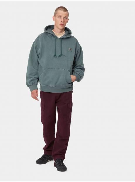 Carhartt Wip Vista hoodie - Eucalyptus CARHARTT WIP Sweater 122,13€