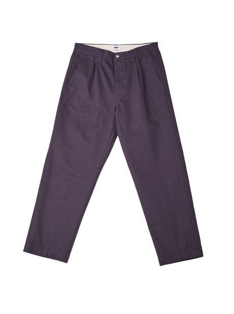Obey Estate pants - french navy obey Pant 89,34€
