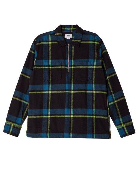 Obey Pursuit woven - black multi obey Shirt 89,34€