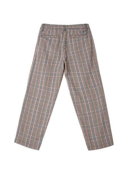 Obey Estate plaid pants - ginger plaid obey Pant 89,34€