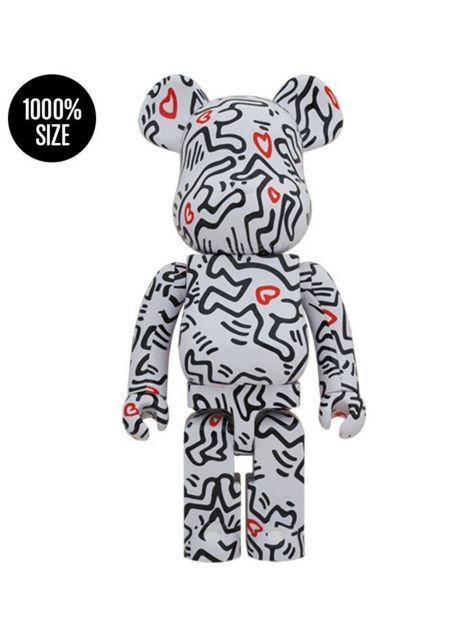 Medicom Toy Bearbrick 1000% KEITH HARING 8 Medicom Toy Toys 789,00€