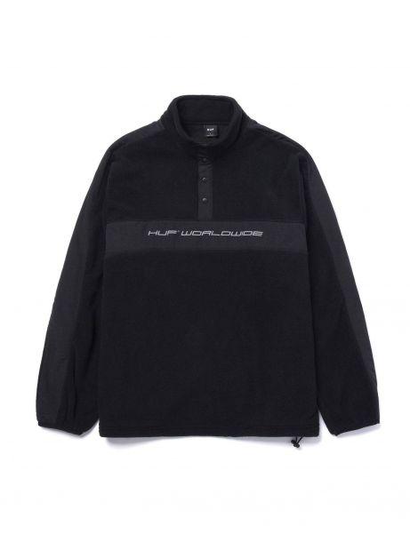 Huf Cascade polar fleece - black Huf Sweater 119,00€