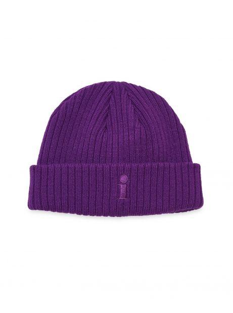 Iuter monogram beanie - purple IUTER Beanie 28,69€