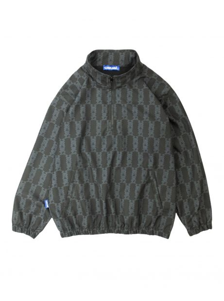 Usual Impact trackjacket - black Usual Sweater 135,00€