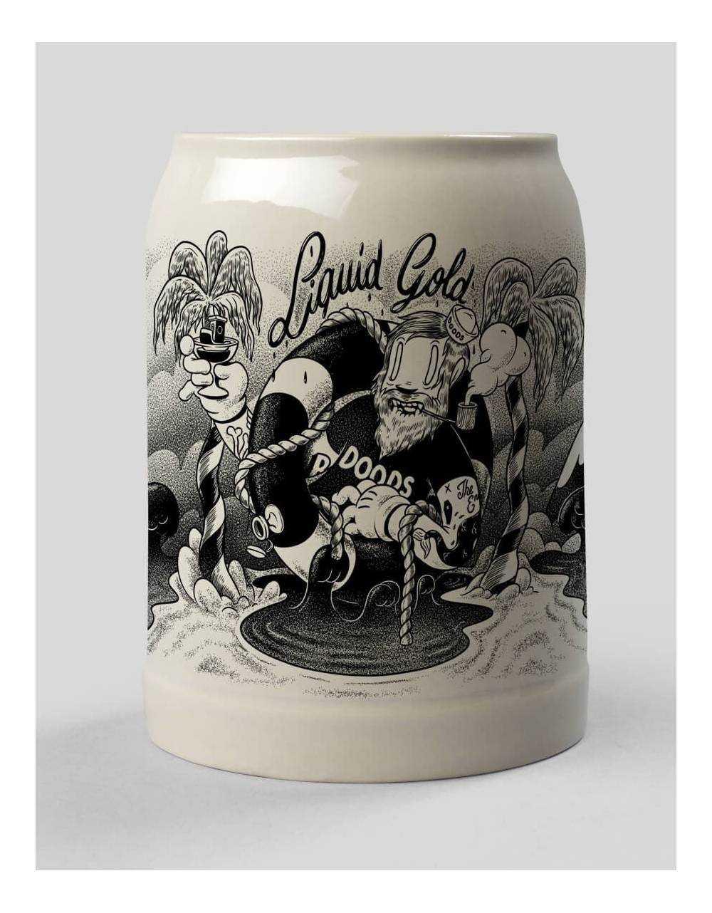 The Dudes Sailor beer Mug The Dudes ACCESSORI 20,00€ -60%