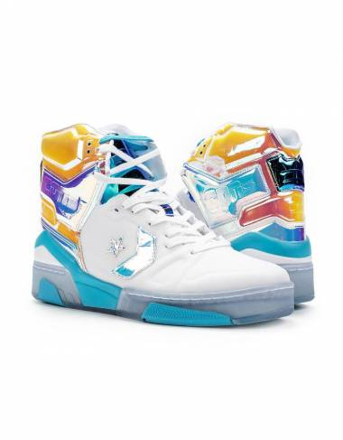 Converse ERX Impress Jewel High Top - iridescent / Pure white Converse Sneakers €103.28 -30%